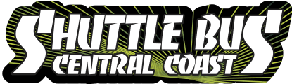 shuttle bus central coast logo